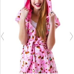 Small DollsKill robe. New without tags.